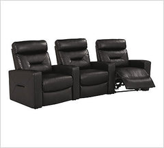 Casey Collection 3 Seat Theater Recliners