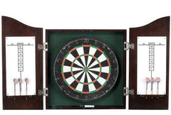 Players Choice Dart Cabinet Set