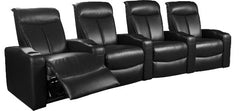 Estella Collection 4 Seat Theater Recliner