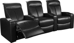 Estella Collection 3 Seat Theater Recliner