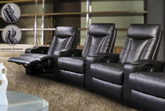 Pavillion Collection 4 Seat Theater Recliner