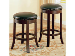 "29"" Nail head Bar Stool"