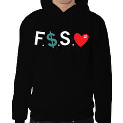 FCUK $ SPREAD LOVE PULLOVER