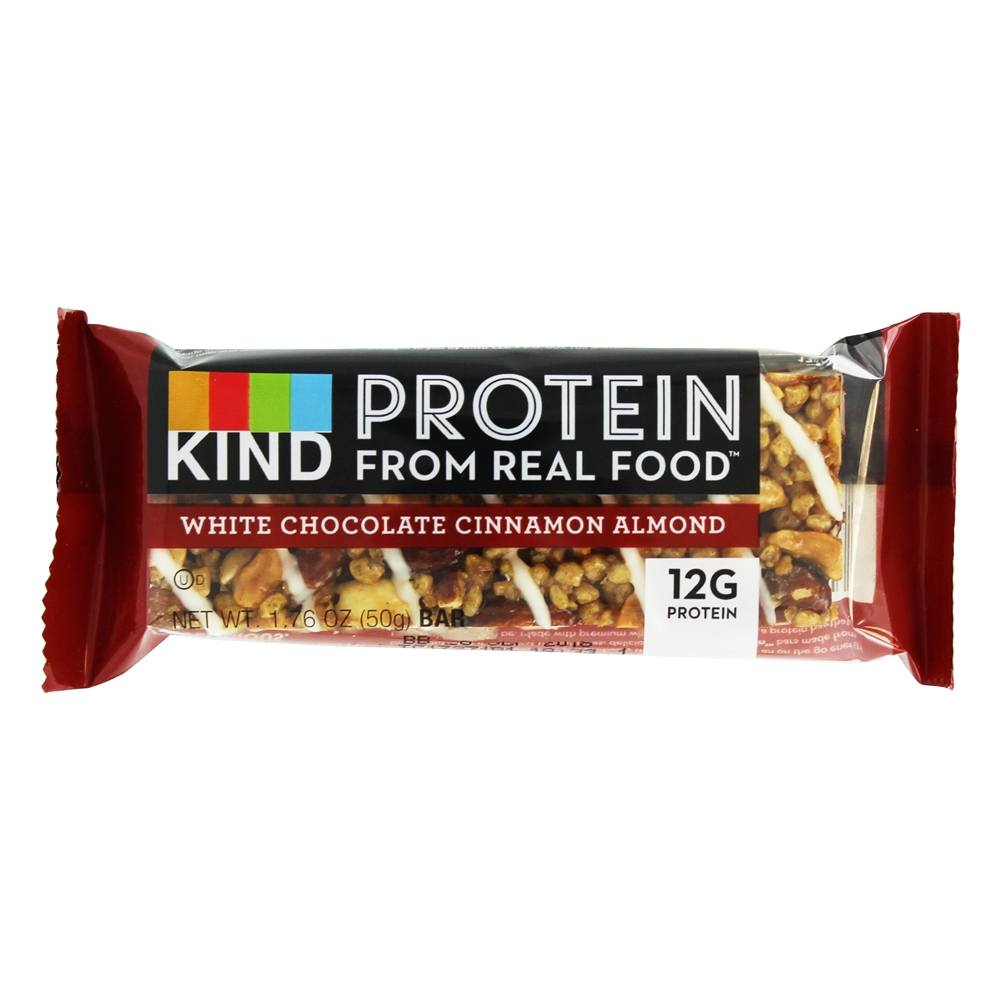 Kind - White Choco Cinnamon 12g Protein