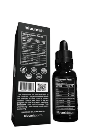 Hemp Tincture - 550mg