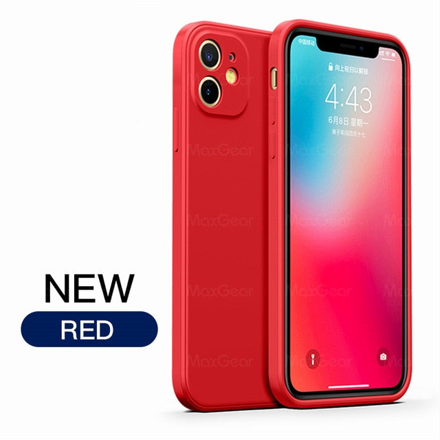 14 COLOR Silicone Soft Case For iPhone 11 PRO MAX