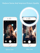 USB Charge Led Selfie Ring