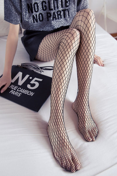 Sexy Hollow Out Fishnet Socks Pantyhose