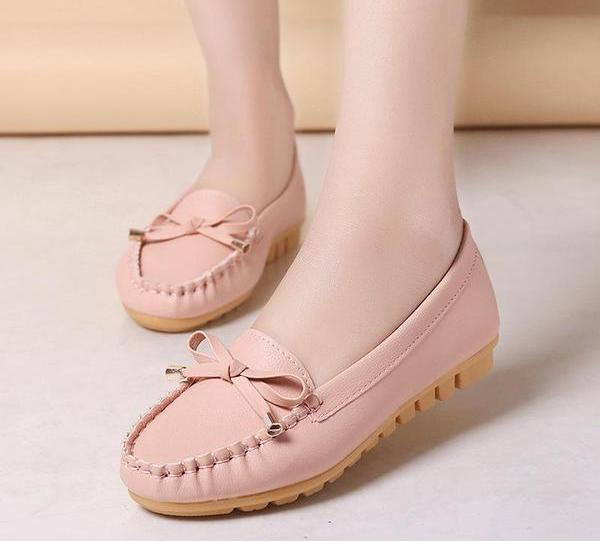 Flat Shoes Slip On Loafers Moccasin