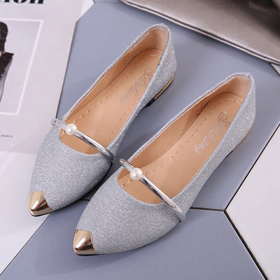 2019 Summer Cute Flats Shoes