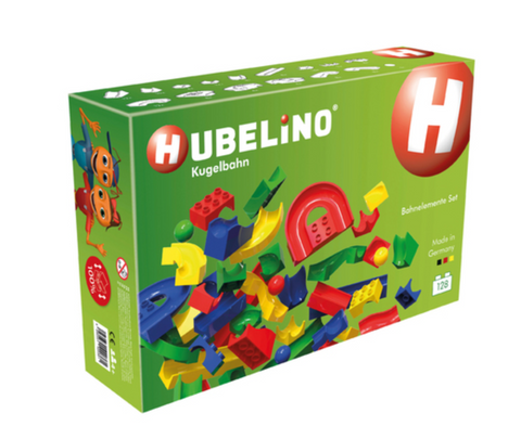 Hubelino 128-Piece Run Elements Set