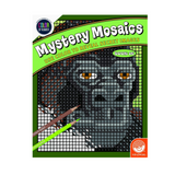 Mystery Mosaic Color By Number Activity Books