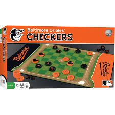 Baltimore Orioles Checkers