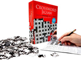 Crossword Jigsaw Puzzle 1st Edition - 550 Piece 2-in-1 Puzzle Game for Adults