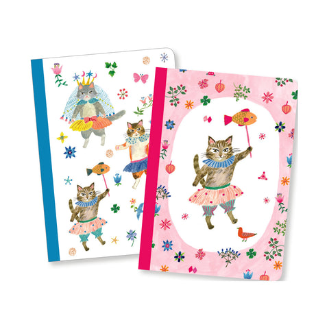 Djeco Lovely Paper Little Notebook - Aiko