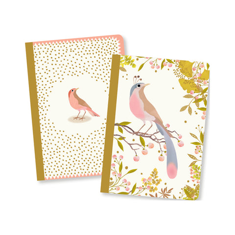 Djeco Lovely Paper Little Notebook - Tinou