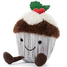 Jellycat Holly Cutie Cupcake