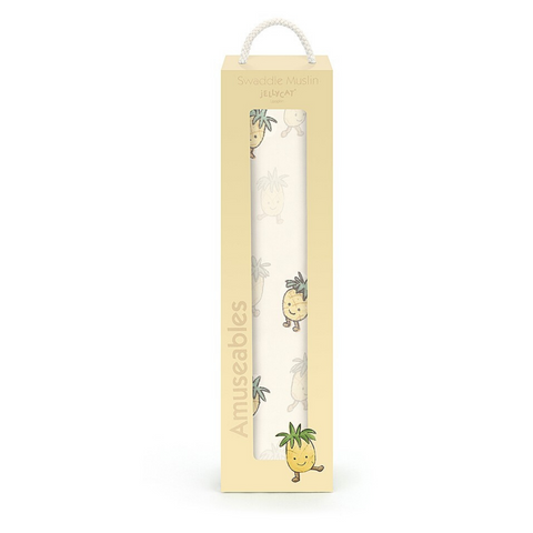 Jellycat Amuseable Pineapple Swaddle