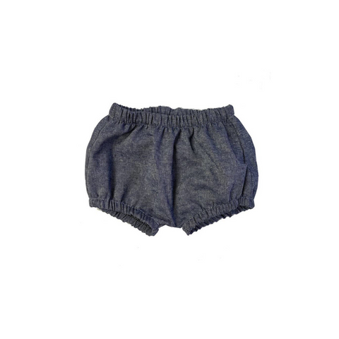 Denim Baby Bloomers