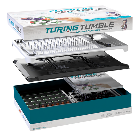 Turing Tumble - Mechanical Computer