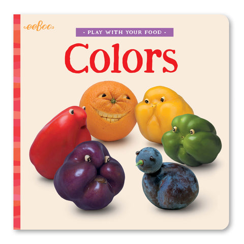 eeBoo Play With Your Food Colors
