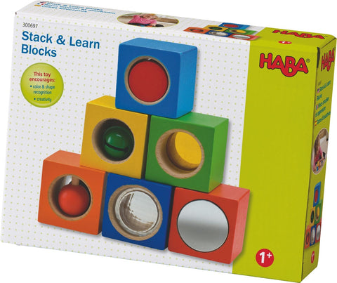 Stack & Learn Blocks
