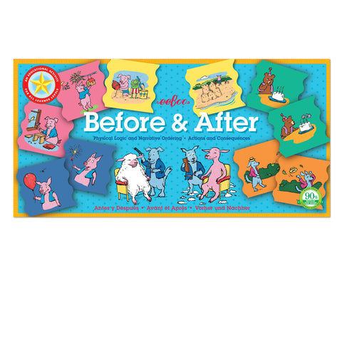 eeBoo Before and After All Learner Levels Game