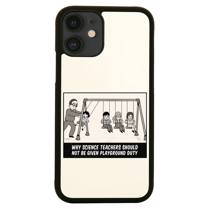 Science teacher funny iPhone case cover 11 11Pro Max XS XR X