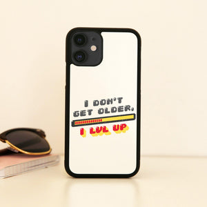 Level up funny iPhone case cover 11 11Pro Max XS XR X