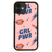Girl power women's day pattern design iPhone case cover 11 11Pro Max XS XR X - Graphic Gear