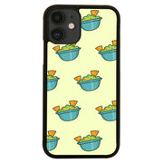 Guacamole pattern design funny iPhone case cover 11 11Pro Max XS XR X - Graphic Gear