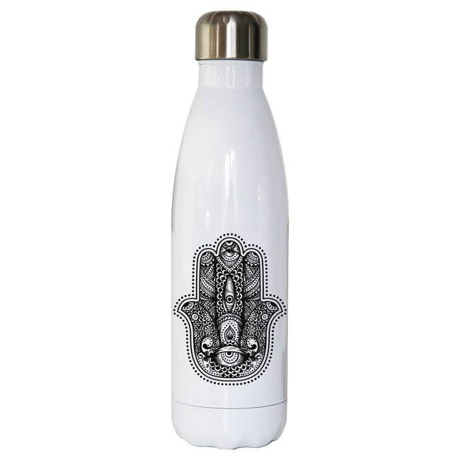 Amsa illustration water bottle stainless steel reusable - Graphic Gear