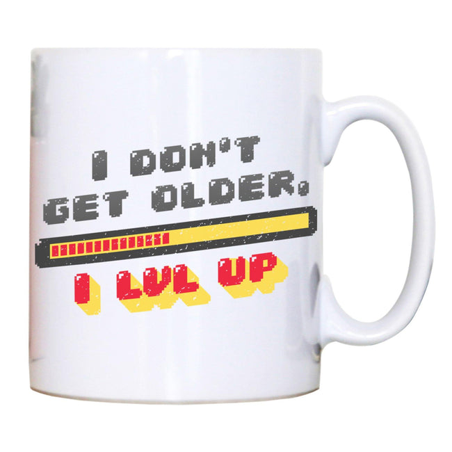 Level up funny mug coffee tea cup - Graphic Gear