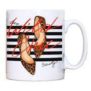 Wild chic art design mug coffee tea cup - Graphic Gear