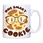 Smart cookie funny mug coffee tea cup