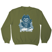 Skeleton pirate sweatshirt