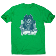 Skeleton pirate men's t-shirt