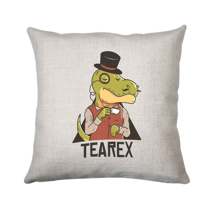 Tearex dinosaur funny design cushion cover pillowcase linen home decor