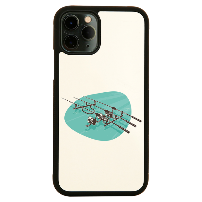 Fishing Rods iPhone case cover 11 11Pro Max XS XR X