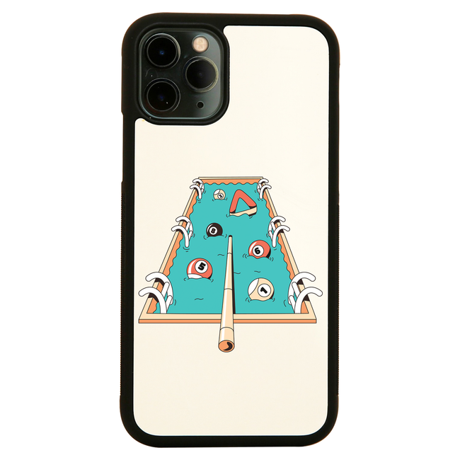 Pool pun game iPhone case cover 11 11Pro Max XS XR X - Graphic Gear