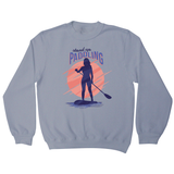 Stand up paddling sweatshirt - Graphic Gear