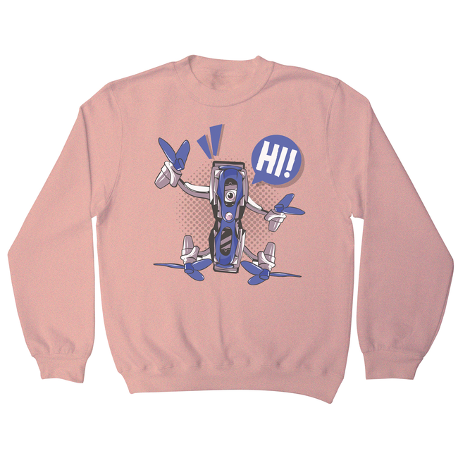 Quadcopter drone sweatshirt - Graphic Gear