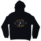 Center of the universe hoodie - Graphic Gear