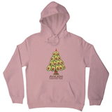 Avocado christmas tree hoodie - Graphic Gear