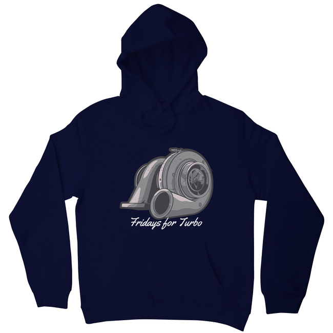 Turbo compressor hoodie - Graphic Gear