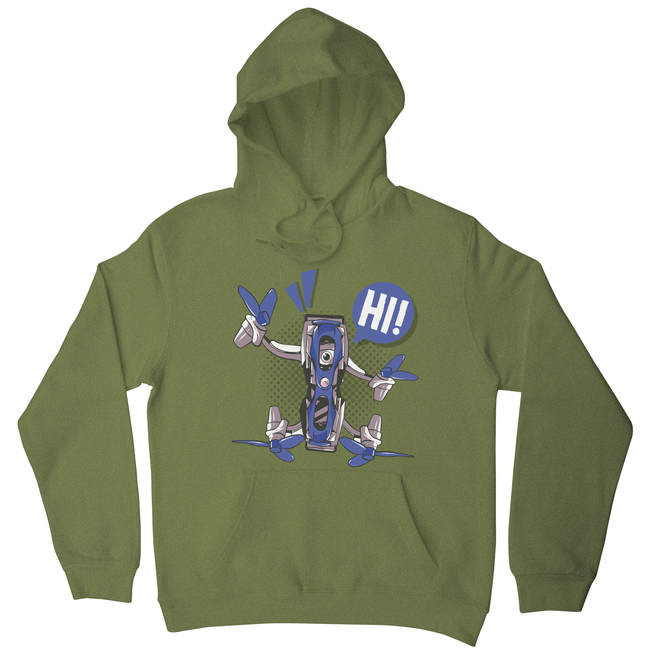 Quadcopter drone hoodie - Graphic Gear