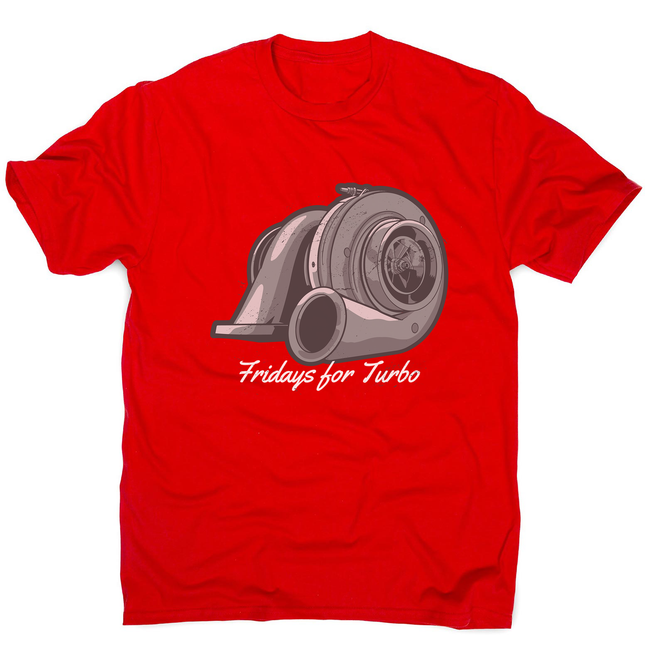 Turbo compressor men's t-shirt - Graphic Gear