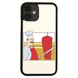Kebab chef iPhone case cover 11 11Pro Max XS XR X - Graphic Gear