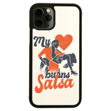 Salsa heart iPhone case cover 11 11Pro Max XS XR X
