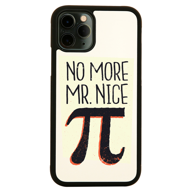 Mr. Nice pi iPhone case cover 11 11Pro Max XS XR X - Graphic Gear